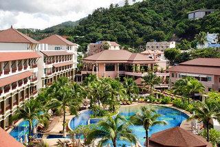 Hotel Alpina Phuket Nalina Resort, Kata Beach