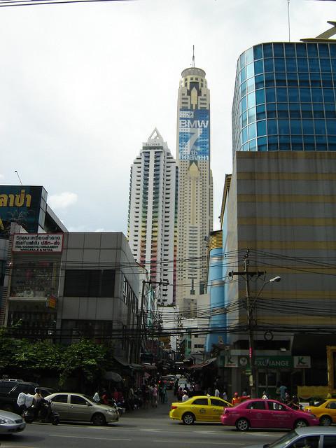 Nákupy v Bangkoku, 3. část