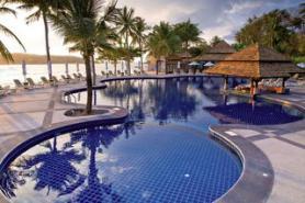 Thajský hotel Nora Beach Resort & Spa s bazénem