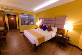 Thajský hotel Nora Beach Resort & Spa - ubytování
