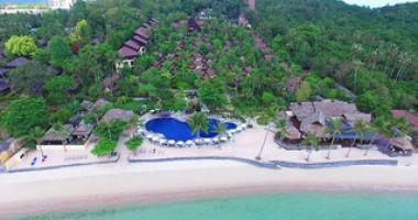 Thajský hotel Nora Beach Resort & Spa na pobřeží