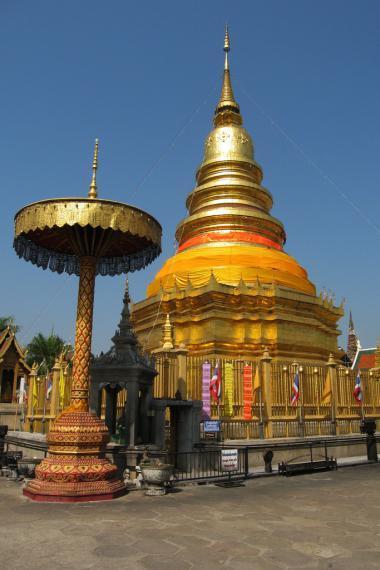 Znáte Lamphun v Thajsku?