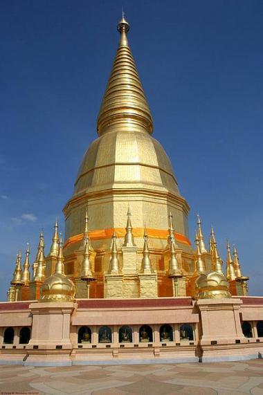 Thajský Lamphun