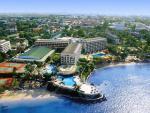 Thajský hotel Dusit Thani u moře