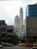 Nejvyšší stavba v Bangkoku - Baiyoke Tower II.