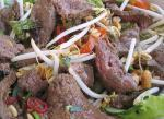 Thajský salát Yam Nua